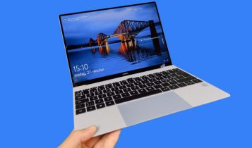 Test af Huawei MateBook X 2020 – Let og lækker