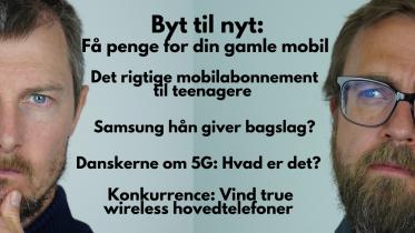 Byt til nyt: Få penge for din gamle mobil