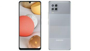 Samsung Galaxy A42 5G – billig 5G-mobil med fine specifikationer
