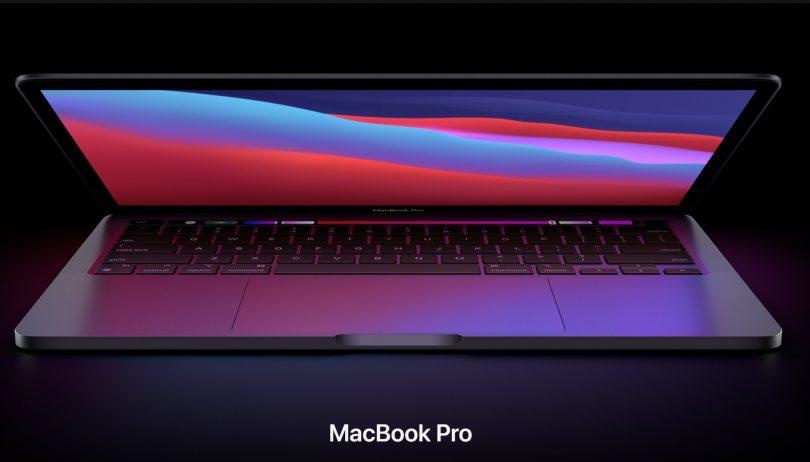 MacBook Pro 2020 med M1