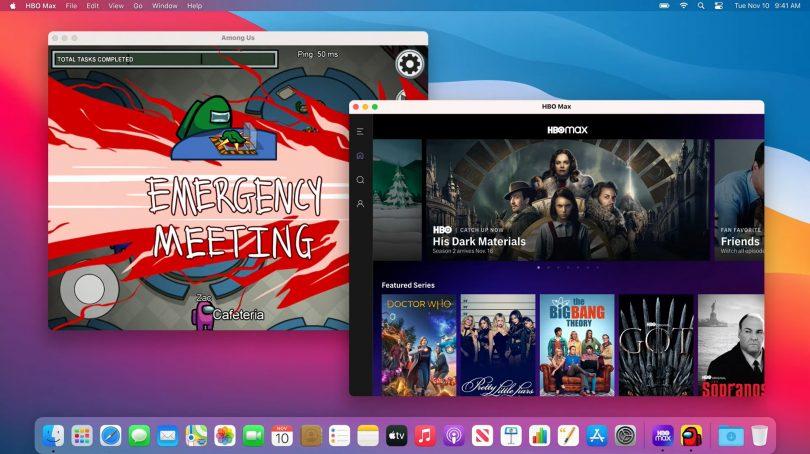 Snart virker iPhone og iPad apps på Macbook-computere