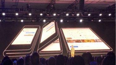 Apples første foldbare telefon måske klar i 2022