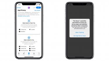 Apple og Facebook i strid om privatlivsfunktion i iOS 14