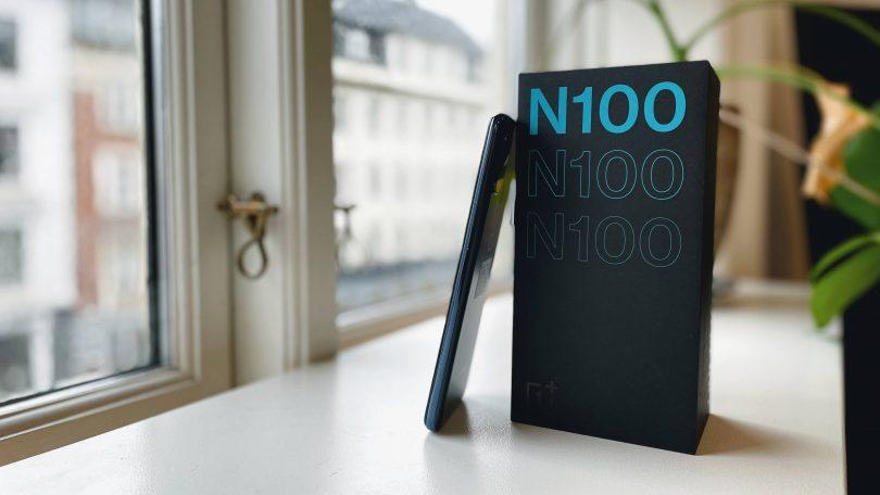 Test af OnePlus Nord N100 – For mange kompromisser