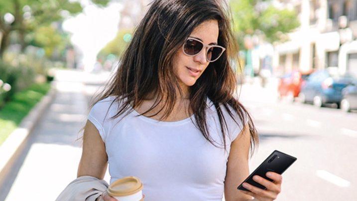 Samsung Galaxy S21 kan måske låses op med stemmen
