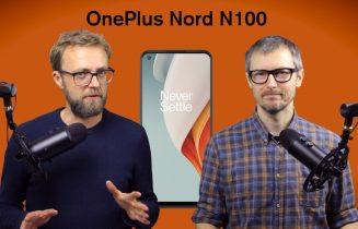 Video-test af OnePlus Nord N100 – for billig?