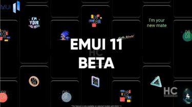 Nu kan du være med til at teste Huaweis EMUI 11