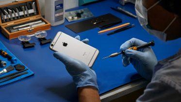 Fejl hos Apple: Gratis reparation af denne iPhone
