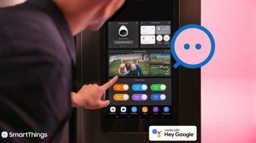 Et smartere smart-hjem med Google og Samsung