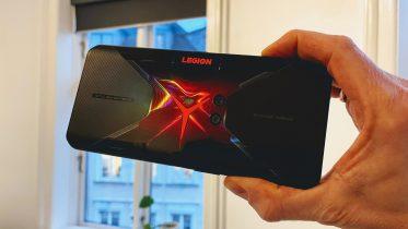Første indtryk og test af Lenovo Legion Duel