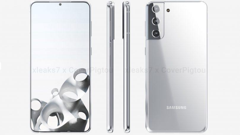 Lækkede priser for alle Samsung Galaxy S21