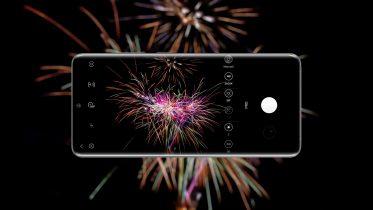 Sådan tager du de bedste billeder af fyrværkeri med mobilen