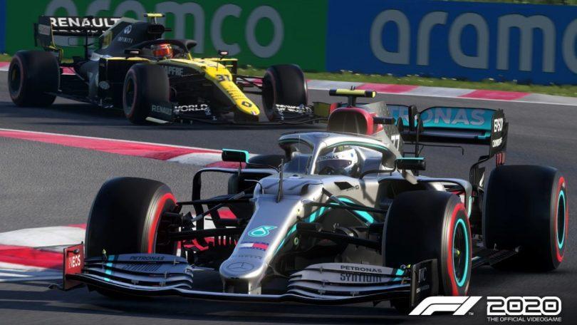 Stadia Pro tilføjer F1 2020 og Hotline Miami til kataloget