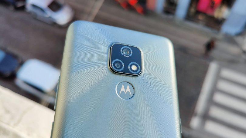 Motorola Moto E7 test