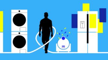 Samsung lancerer tre robotter med AI til hjemmet