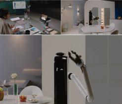 Samsung Bot robot