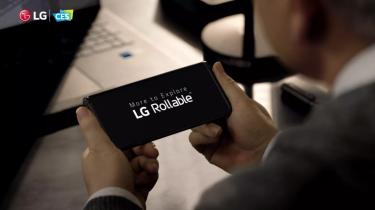 LGs rulbare telefon, LG Rollable, lanceres i 2021