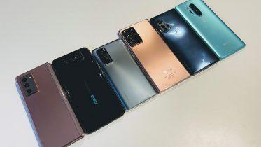 De 5 bedste Android-telefoner til prisen