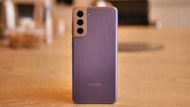 Første indtryk og test af Samsung Galaxy S21