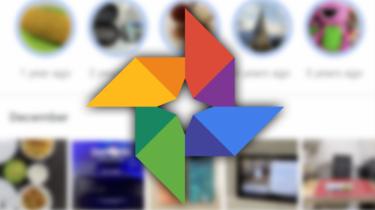 Sådan deler du pladsen i Google Fotos med familien