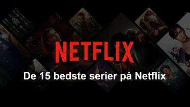 De bedste serier på Netflix med den højeste bedømmelse på IMDb