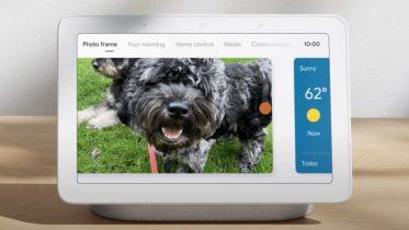 Smarte skærme med Google Assistent får nye funktioner
