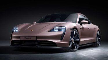 Porsche Taycan lanceret i billigere udgave