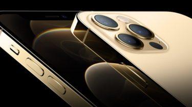 Kamera fra iPhone 12 Pro Max i alle iPhone 13-modeller
