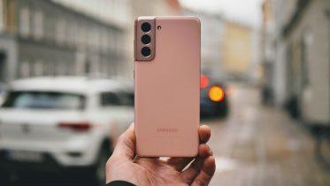 Test af Samsung Galaxy S21 – et sikkert hit
