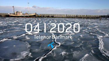 Telenor har fået 38.000 nye mobilkunder i 2020