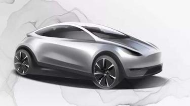 Tesla Model 2 kommer i slutningen af 2021