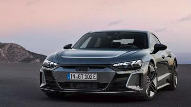 Audi e-tron GT lanceret – se modeller og priser