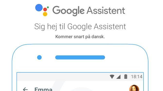 Afstemning: Bruger du en digital assistent?