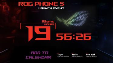 ASUS ROG Phone 5 ser ud til at blive et bæst af en telefon