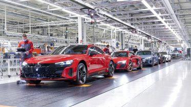 Audi-fabrik lukker bilproduktionen helt ned