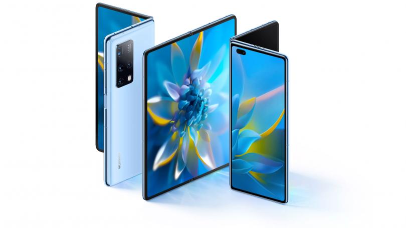 Huawei præsenterer ny foldbar Mate X2: Folder nu indad