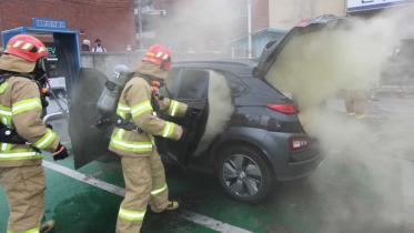 Brandfare: 75.000 batterier i Hyundai Kona elbiler skal udskiftes