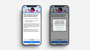 Facebook vil have iPhone-brugere til at tillade reklamesporing