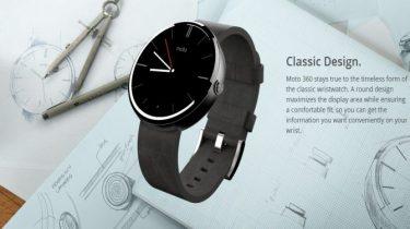 Motorola vil lancere tre smartwatches med Wear OS i 2021