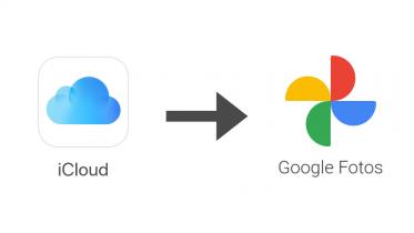 Nu kan du overføre billeder fra iCloud til Google Fotos