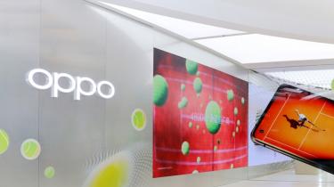 Oppo tager Huaweis plads som Kinas største smartphoneproducent