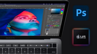 Photoshop klar til nye Macbooks med Apple M1-chips