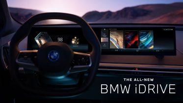BMW iDrive 8: Mere intelligent og nu med kurvet skærm