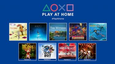 Sony giver 10 gratis spil til PlayStation i foråret