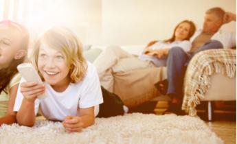 Teleselskabet 3 har smart abonnementsløsning til forældre og børn