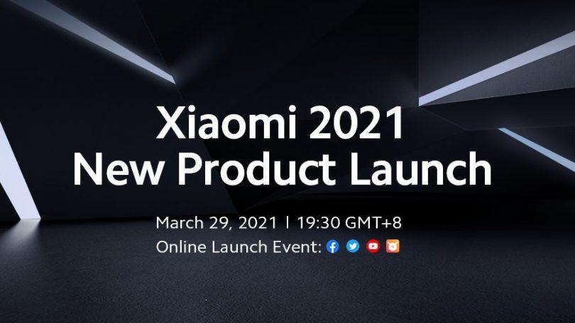 Xiaomi inviterer til afsløring af nye Mi 11-topmodeller