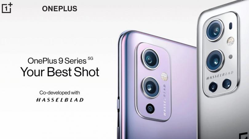 Følg med i afsløringen af OnePlus 9-serien og Watch her