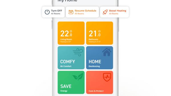 Nu får tado-appen nye smarte funktioner