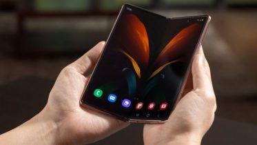 Voldsomt prisfald på den foldbare Samsung Galaxy Z Fold 2