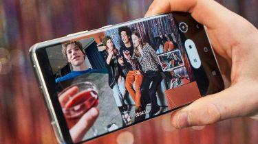 De nyeste telefoner med kamera i topkvalitet